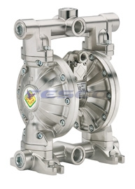 Oil-Aluminum Diaphragm Pump