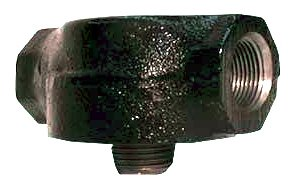 Filter Adaptor Cast Iron 75N1-12