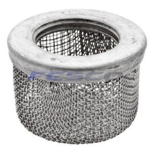 Basket Strainer for pipe end