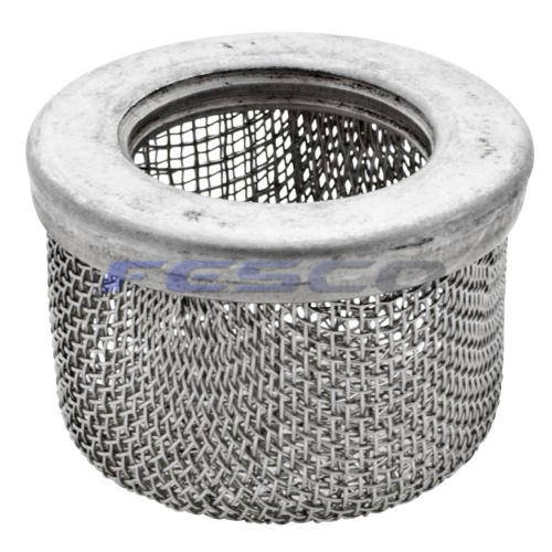 Basket Strainer for pipe end