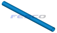 Blue Aluminum Pipe - Air