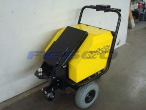 CarCaddy Electric Car Pusher