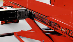 RX16 Scissor Lift