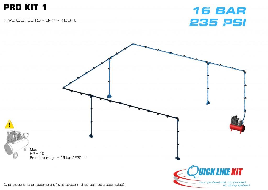 Aircom Pro Kit 1