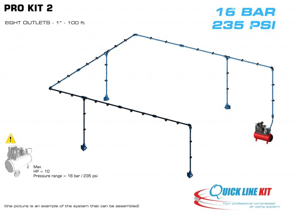 Aircom Pro Kit 2
