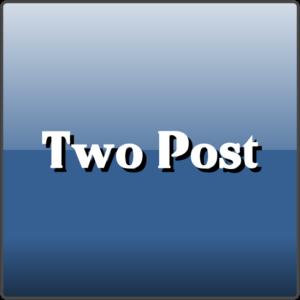 2-Post