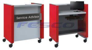 510202 Service Writer Desk