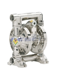 Oil Aluminum Diaphragm Pump 1""