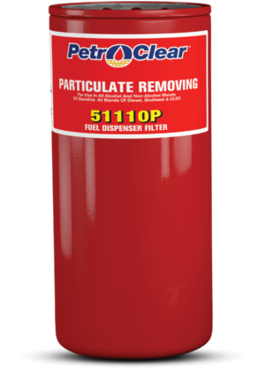 51130P Particulate Removing Spin on Fuel Dispenser Filter