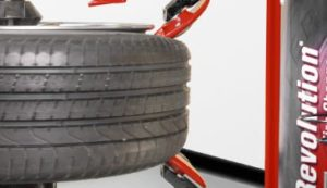 Revolution Tire Changer