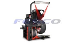 Road Force Elite Diagnostic Wheel Balancer