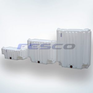 Stackable Poly Tank